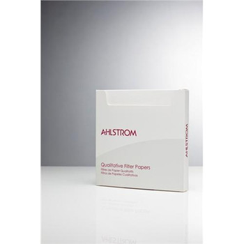 Ahlstrom 6090-2500 Qualitative Filter Papers, Ahlstrom 609 25cm Qualitative Circle (Package of  100)