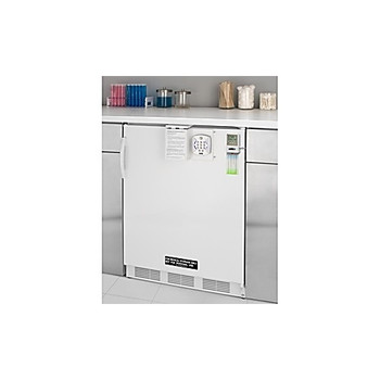 Accucold FF7BI Under-counter refrigerator, front breathing, 5.3 cu. ft. Under-counter refrigerator, front breathing, 5.3 cu. ft. (Each of  1)