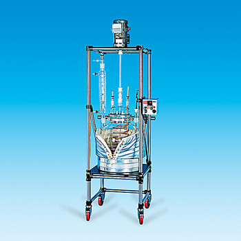 Ace Glass 6474-75-EA 200L pilot plant assm spher,domed head ( Each of 1)