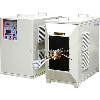 Across International IHL25-EA 25KW Low-Frequency Dual-Station Induction Heater, 1-20KHz, 480V, 50/60Hz, 3-phase ( Each of 1)