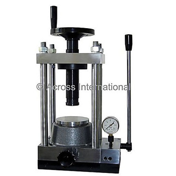 Across International MP40-EA 40-Ton Laboratory Pellet Press with Built-in Hydraulic Pump ( Each of 1)