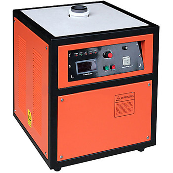 Across International IH8M Compact Induction Furnaces for Melting 8KW Compact Induction Furnace w/ Graphite Crucible for Melting, 208-240V, 50/60Hz, single-phase (Each of 1)