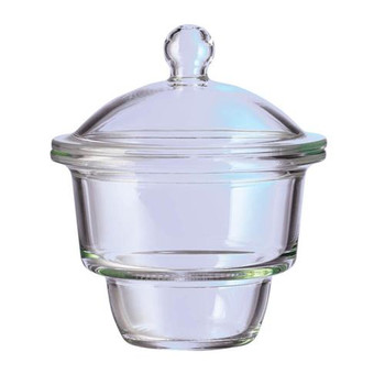 3081-150 Corning PYREX 2.4L Small Knob Top Desiccator Desiccator Complete 150mm Case of  1