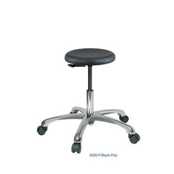 Bevco 3550-P-3850S/5 3000 Series Ergonomic Stool STOOL, High  (Each of 1)