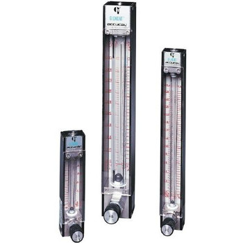 Barnant 32121-26 Gilmont Accucal Flowmeters Flowmeter With Precision Valve, Size 235  (Each of 1)