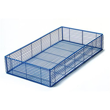 Bel-Art Products H16766-0000 Poxygrid Baskets Poxygrid Steel Wire Basket; 14 x 11 x 3-1/2\  (Each of 1)