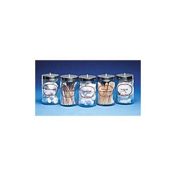 TEC 4019C Dukal Corporation Tech-Med Sundry Jars Replacement Lids (For Sundry Jars 4019) Each of  1