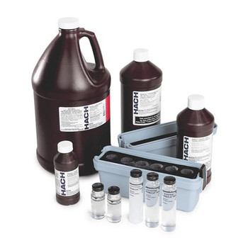 Hach 2659505 StablCal Standards Calibration Kit for 2100AN and 2100AN IS Laboratory Turbidimeter Stablcal Ampule Kit, 2100An &  (Each of 1)