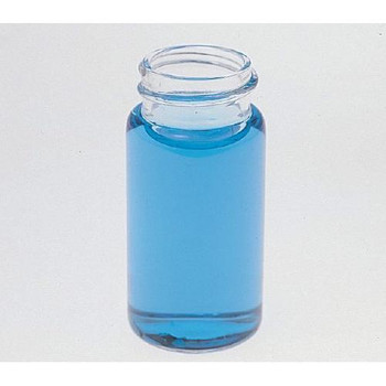 224804 DWK Life Sciences (Wheaton) Sample Vials in Lab File Vial, 8 ml, Clear Case of  200