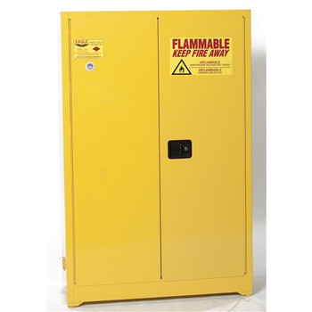 1915 Eagle Manufacturing Company Flammable Liquid Safety Cabinets Metal Shelf for 15, 30 & 45 Gallon Safety Cabinets Each of  1