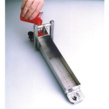 ZXCON-CON1 Endecotts Consistometer Flow Rate Bostwick Consistometer Flow Rate Bostwick Each of  1