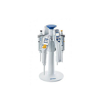 3116000015 Eppendorf Eppendorf Pipette Holder System Pipette Carousel 2, for 6 Eppendorf Research, Research plus, Reference, Reference 2 or Biomaster Each of  1