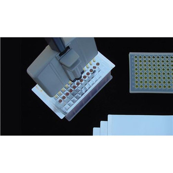 AFS-25 Excel Scientific AlumaSeal IIA???????????????? Sealing Films for PCR and Cold Storage AlumaSeal II Sealing Film, Sterile Box of  50