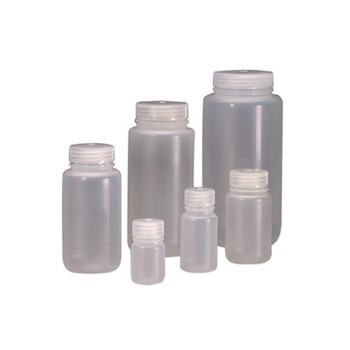 2187-0004 Thermo Scientific Nalgene BOTTLE WM PPCO 125-ML (Case of 72)