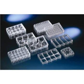 70448-75 Electron Microscopy Sciences MultiDishes A????Surface Nunclon MultiDish Polystyrene 24-Well, Round, Sterile Package of  75