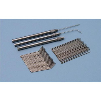 72953-11 Electron Microscopy Sciences Needle and Knife Interchangeable Handle Needle, Bent Package of  36