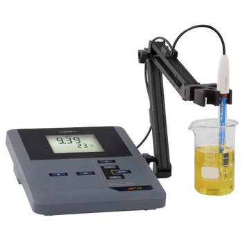 WTW 1AA114 inoLab pH 7110 Benchtop Meters inoLab pH 7110 SET 4  (Each of 1)