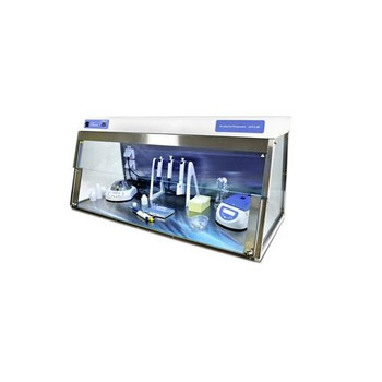 UVT-S-AR USA Grant Instruments UVT-S-AR PCR UV Cabinet Double PCR workstation with UV lamp and UV recirculator with 3 internal sockets, stainless steel frame and UV protective film coated glass, 110V Each of  1