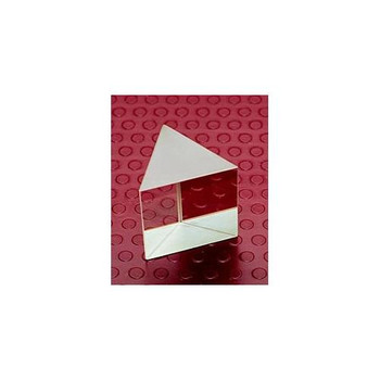 4-90970-10 GSC International, Inc. Glass Prisms Equilateral Prisms, Glass, 25mm x 50mm Each of  1