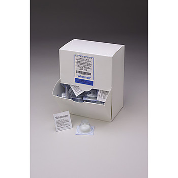 6794-2510 GE Healthcare Whatman Puradisc Syringe Filters a?????????????????????????? PES Puradisc 25 mm Polyethersulfone Syringe Filter, 1.0 a?????m, nonsterile (1000 pcs) Package of  1000