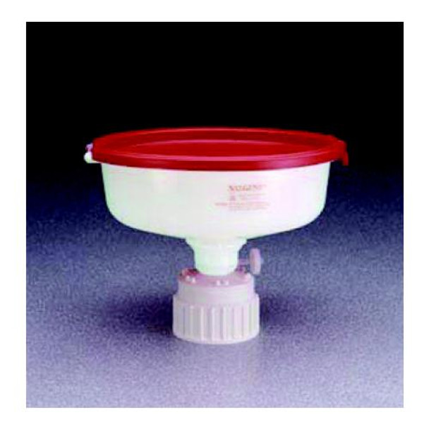Thermo Scientific Nalgene 6378-0004 Safety Waste Funnel Systems Funnel, Safety Waste, 5-1/2\  (Case of 4)