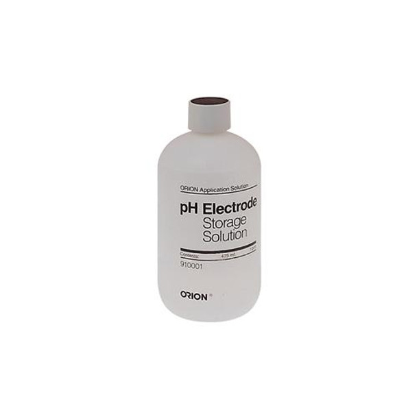 Thermo Scientific Orion 910004-WA pH Electrode Solutions Electrode Storage Bottle  (Package of 3)