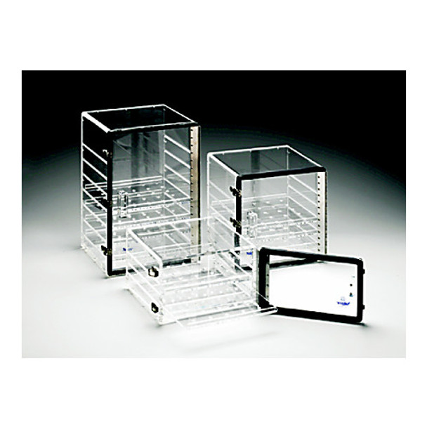 Thermo Scientific Nalgene 5317-0070 Acrylic Desiccator Cabinets Desiccator Cabinet, 17.8 cm (7\  (Each of 1)