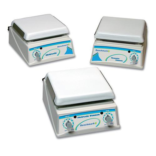 Benchmark H4000-H Hotplates, Stirrers and Hotplate Stirrers Hotplate, 7.5\  (Each of 1)