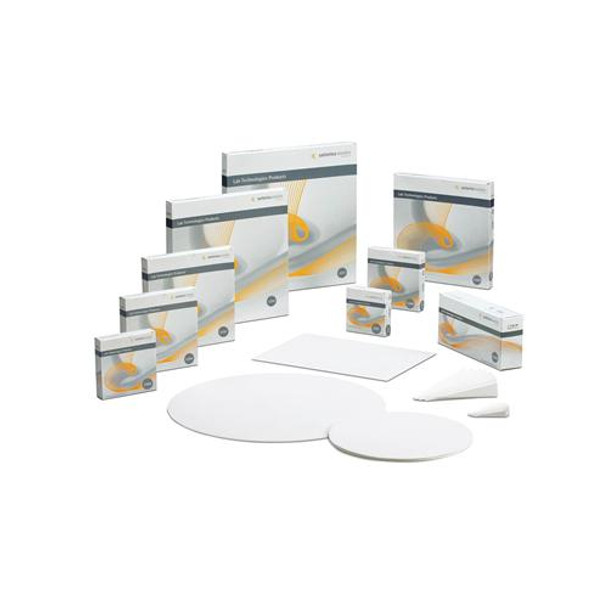 FT-3-215-185 Sartorius Qualitative Filter Paper Qualitative filter paper, grade 292A, 185mm Package of  100