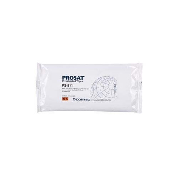 "Contec PS-911 PROSAT Wipe 70/30 9x11""  (Package of 30)"