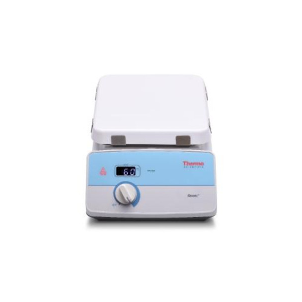 Thermo Scientific HP88857100 Cimarec+ Hot Plate Series Cimarec+ Ceramic Top Hotplate, 7 x 7'', 100-120V, 50/60Hz  (Each of 1)