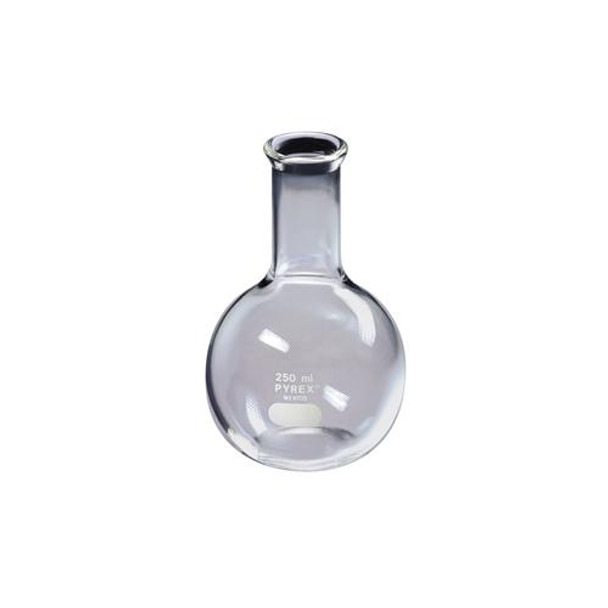 4060-50 Corning Flask, Boiling, Florence, Flat Bottom 50 ml (Case of 1)