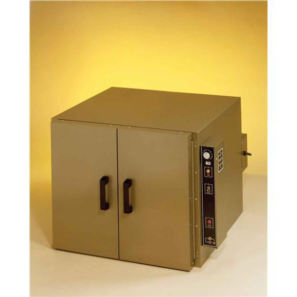 Quincy Lab 21-250 Analog Bench Ovens Analog Bench Oven, 7ft3, 300 F Max Temp, 60 Cycle, 1 Phase Oven, 115V  (Each of 1)
