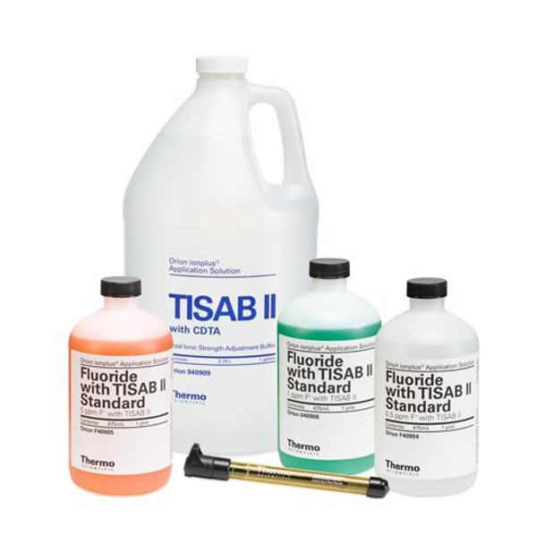 Thermo Scientific Orion 9609BNSLN Fluoride Electrode and Reagent Kits Fluoride Electrode and Reagent Kit  (Each of 1)