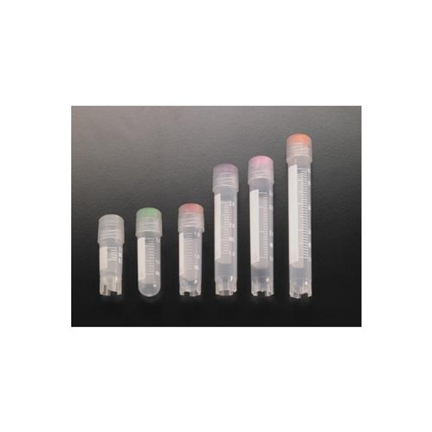 Simport T309-2A CRYOVIAL External Thread Design with Lip Seal Cryovial, 2 mL, Ext. threads, Lip seal, Self-standing  (Case of 1000)