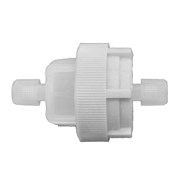 EW-06103-13 Cole-Parmer PFA In-Line Filter Holder PFA In-Line Filter Holder, 47-mm, 1/4\ Each of  1