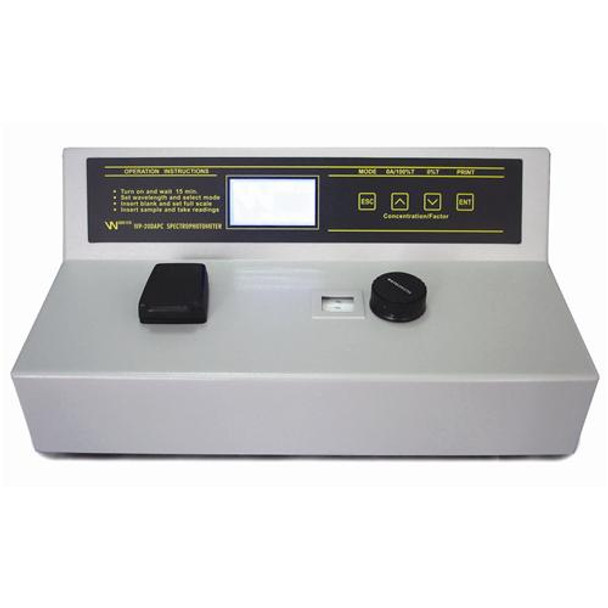 Walter Products WP-110RS WP-110RS Spectrophotometer WP-110RS Spectrophotometer, 90-240V, 50-60Hz  (Each of 1)