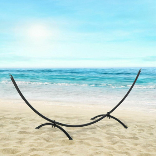 OUTSUNNY Outsunny 3M Metal Hammock Stand Frame