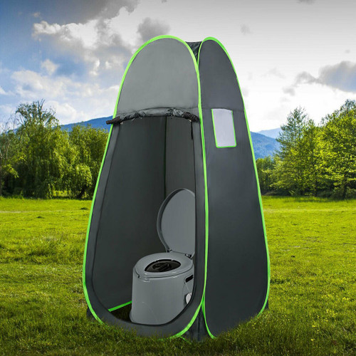 5L Portable Travel Toilet Compact Potty Loo Camping