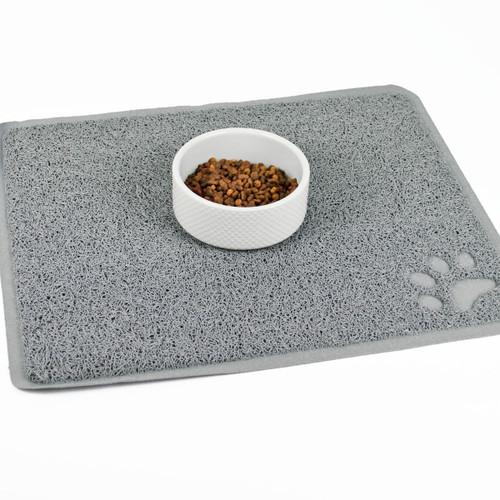 Proudpet Large Cat Bowl Mat