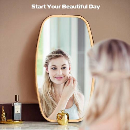 Adjustable Hanging Make-up Mirror