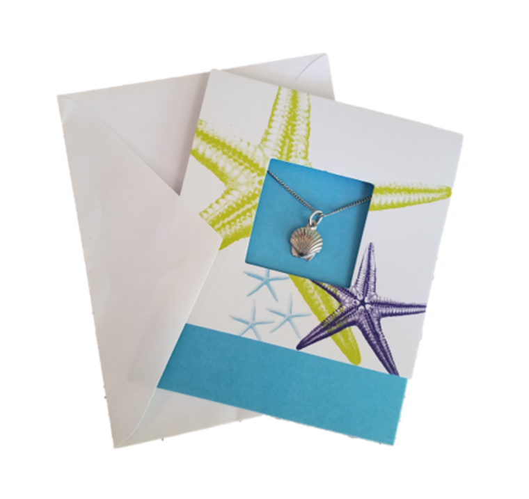 Necklace in a Card