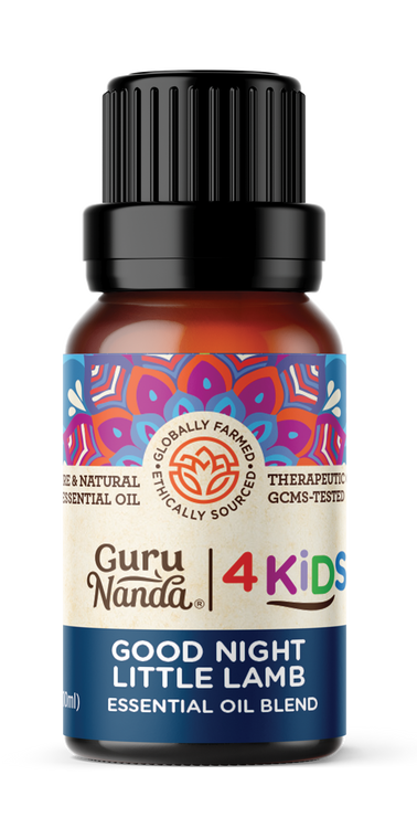 Guru Nanda Sleep Good Night Little Lamb Essential Oil Blend