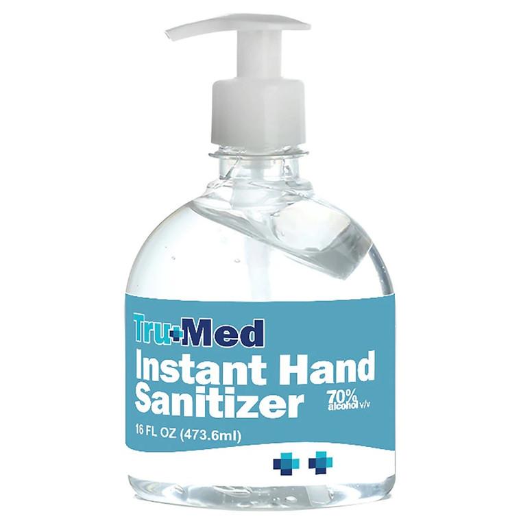 Tru+Med Hand Sanitizer Unscented