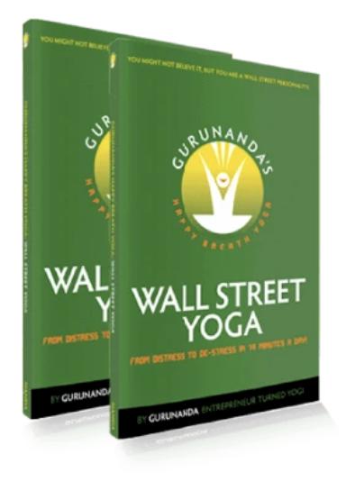 Wall Street Yoga Book