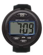 The Optimum Time Watch - Black