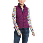 Ariat® Ashley Insulated Vest - Imperial Violet