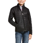 Ariat® Kids' Volt 2.0 Insulated Jacket - Black