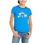 Ariat® Kids' Rainbow Wishes T-Shirt