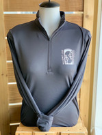 St. Croix Saddlery Sport-Tek® PosiCharge® Competitor™ 1/4-Zip Pullover - Ladies